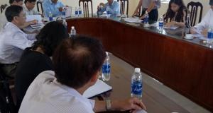 Tổ công tác số 1 khảo sát Hợp tác xã để lựa chọn Xây dựng Hợp tác xã sản xuất kinh doanh gắn với chuỗi giá trị tại Hà Nam