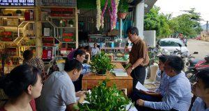 Khảo sát Hợp tác xã chè Nhật Thức (Thái Nguyên) để hỗ trợ xây dựng mô hình Hợp tác xã sản xuất, kinh doanh gắn với chuỗi giá trị