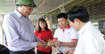 Khảo sát Hợp tác xã Nông nghiệp Yên Lập – Phú Thọ để Xây dựng mô hình Hợp tác xã sản xuất, kinh doanh gắn với chuỗi giá trị