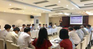 """HỘI THẢO """"Luật Hợp tác xã năm 2012: những vấn đề còn bất cập, không phù hợp cần sửa đổi, bổ sung để phù hợp với thực tiễn hoạt động của hợp tác xã trong bối cảnh cuộc cách mạng công nghệp 4.0 và Việt Nam hội nhập quốc tế"""""""