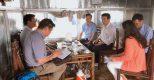 Khảo sát Hợp tác xã chăn nuôi thủy sản Trường Mạnh – Bắc Ninh để Xây dựng mô hình Hợp tác xã sản xuất kinh doanh gắn với chuỗi giá trị