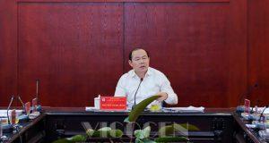 Chủ tịch Nguyễn Ngọc Bảo chủ trì hội nghị giao ban quý III và triển khai công tác quý IV
