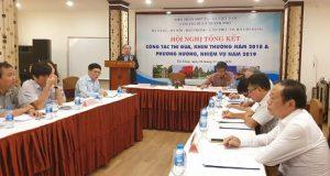 Chủ tịch Nguyễn Ngọc Bảo dự Hội nghị Cụm thi đua 5 thành phố