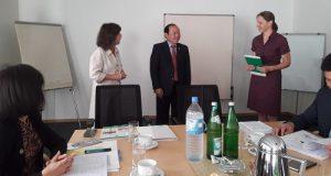 Chủ tịch Nguyễn Ngọc Bảo thăm và làm việc tại CHLB Đức