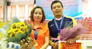 Công đoàn VCA đạt giải cao thể thao CĐ Viên chức Việt Nam
