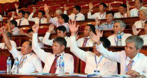 Phiên thứ nhất Đại hội đại biểu Liên minh HTX tỉnh Bắc Ninh lần thứ V, nhiệm kỳ 2018 – 2023
