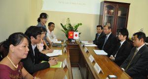 Tăng cường hợp tác quốc tế để huy động thêm nguồn lực phát triển bền vững Viện Phát triển kinh tế hợp tác